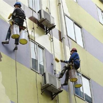 高空安装作业