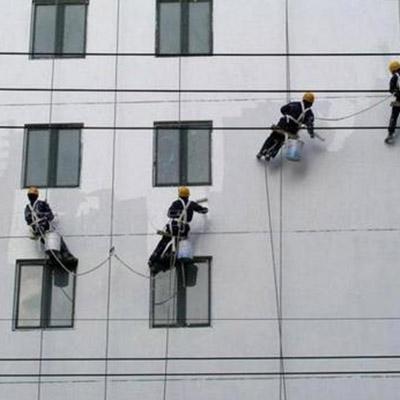 高空外墙施工